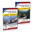 EK-Verlag 8402 Schmalspurbahnen in der Schweiz 1 + 2