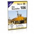 EK-Verlag 8409 Stolz der DR - Die Baureihe 106