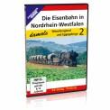 EK-Verlag 8425 Die Eisenbahn in NRW - damals, Teil 2