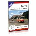 EK-Verlag 8444 DVD - Tatra - Straßenbahnen im Ostblock