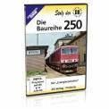 EK-Verlag 8446 DVD - Die Baureihe 250 der DR