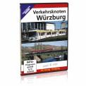 EK-Verlag 8450 DVD Verkehrsknoten Würzburg