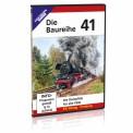EK-Verlag 8458 DVD - Die Baureihe 41