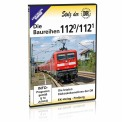EK-Verlag 8462 DVD - Die Baureihen 112.0 und 112.1