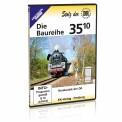 EK-Verlag 8463 DVD - Die Baureihe 35.10