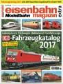 Eisenbahn-Magazin 86245 DB Fahrzeugkatalog 2017