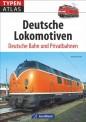 GeraMond 13033 Typenatlas Deutsche Lokomotiven