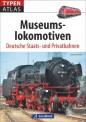 GeraMond 45269 Typenatlas Museumslokomotiven