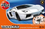 Airfix J6019 Lamborghini Aventado/Quick-Build