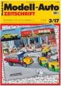 Modell-Auto Zeitschrift 0317 MAZ - Modell Auto-Zeitung 3/2017