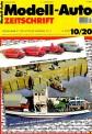 Modell-Auto Zeitschrift 1020 MAZ - Modell Auto-Zeitung 10/2020