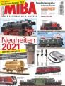 MIBA 07947 Miba Neuheiten-Report 2021
