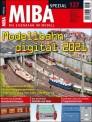 MIBA 07948 Spezial 127 - Modellbahn Digital 2021