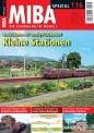MIBA 11618 Spezial 116 - Kleine Stationen