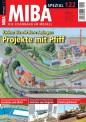MIBA 12219 Spezial 122 Kleine bis mittlere Anlagen