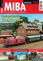 MIBA 12320 Spezial 123 - Nicht nur Bahnhöfe