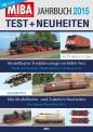 MIBA 15085001 Test- und Neuheiten-Jahrbuch 2015