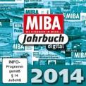 MIBA 84168 MIBA Jahrbuch 2014