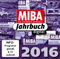 MIBA 84175 MIBA Jahrbuch 2016
