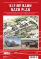 MIBA 87616 Planungshilfen - Kleine Bahn nach Plan