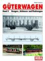 MIBA 88118 Güterwagen Band 5 - Rungen-, Flachwagen