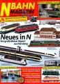 N-Bahn Magazin 219 N-Bahn Magazin März/April 2019