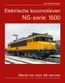 Uitgeverij Uquilair 11008 Elektrische locomotieven NS-serie 1600
