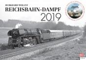 VGB 581809 Reichsbahn-Dampf 2019 - inkl. DVD