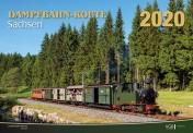 VGB 581917 Dampfbahn-Route Sachsen 2020
