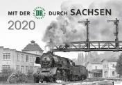 VGB 581920 Mit der DR durch Sachsen 2020
