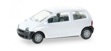 Herpa 012218-004 MiniKit Renault Twingo weiß