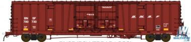 BLMA 18066 BNSF gedeckter Güterwagen 4-achs Ep.5/6