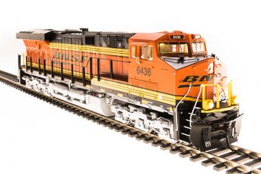 BLI 5476 BNSF Diesellok GE ES44AC Ep.5/6