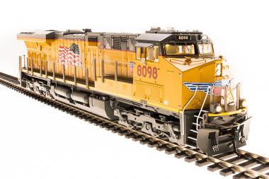 BLI 5488 UP Diesellok GE ES44AC Ep.5/6