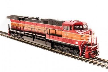 BLI 5689 SP Diesellok GE AC6000 #600