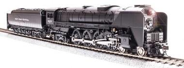 BLI 5830 NYC Dampflok Class S1b 4-8-4