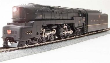 BLI 5840 PRR Dampflok Class T1 Ep.1