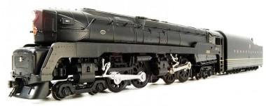BLI 5845 PRR Dampflok Class T1 Ep.1