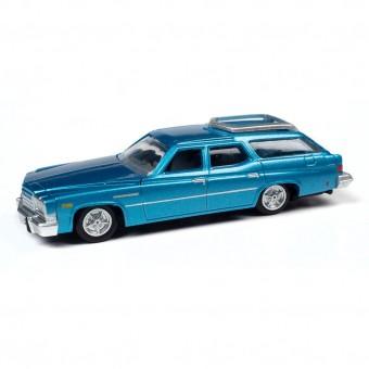 Classic Metal Works 30608 Buick Estate Wagon blau