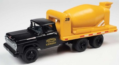 Classic Metal Works 30614 Ford T-850 Heavy Duty Concrete Mixer