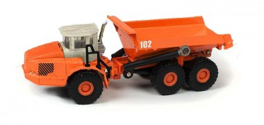 Classic Metal Works 596101 Muldenkipper, orange
