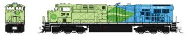 Fox Valley Models 70120 GE Diesellok ES44AC Ep.5/6