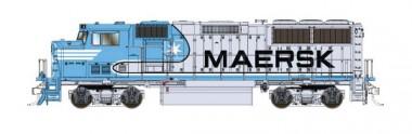 Fox Valley Models 70511 Maersk ATSF Diesellok GP60M Ep.5
