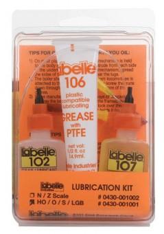 Labelle 1001 Startset Öl- & Schmiermittel H0