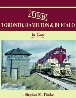 Morning Sun 1590 Toronto, Hamilton & Buffalo In Color