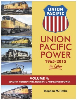 Morning Sun 1639 Union Pacific Power In Color Volume 4
