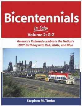 Morning Sun 1658 Bicentennials In Color Volume 2: G-Z