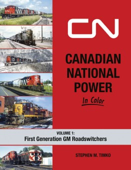 Morning Sun 1709 Canadian National Power in Color Vol.1