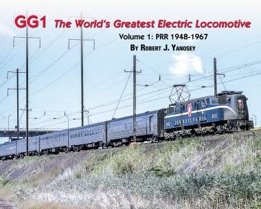 Morning Sun 5712 GG1: Volume 1: Pennsylvania Railroad