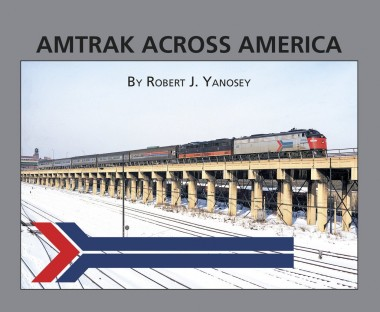 Morning Sun 5879 Amtrak Across America